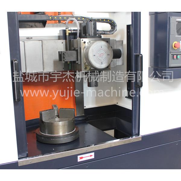 CK580 CNC VERTICAL LATHE